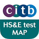 CITB MAP HS&E test 2017 by CITB