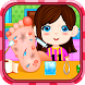 Big foot doctor game by LPRA STUDIO