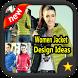 Women Jacket Design Ideas by AndieDeveloper