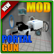 Mod Portal Gun for MCPE by Life-Mods