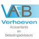Verhoeven Accountants by AppTomorrow BV