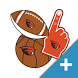 Oregon State Beavers PLUS Selfie Stickers by 2Thumbz, Inc
