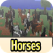 Horses Mods for Minecraft PE by Cmon App