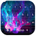 Color Smoke Keyboard by live wallpaper collection