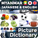 Picture Dictionary MY-JA-EN by Appbodia