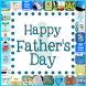 Father's Day Wish Cards Quotes by WOOKD