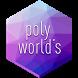 Poly World's Démo by 1 Boite de 2 - LS - FA