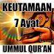 Keutamaan 7 Ayat Ummul Qur'an by Manis Madu Group