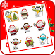 Christmas 2015 Photo Sticker