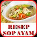 Resep Sop Ayam Enak by aditidev