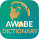 English dictionary - Awabe by Awabe Dictionary