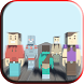 3D Blocky Runners by Space Pong