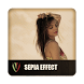 Sepia Photo Effect by DaVinci Photo Filters & Effects