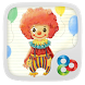 (FREE)Clown GO Launcher Theme by Freedom Design