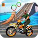 Moto Beach Jumping Bike Stunt by Gamers DEN