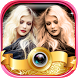 Mirror Image Photo Editor Love by Kanal