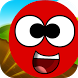 Red Ball : Bounce Rush by Android LifeStyle