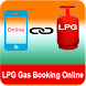 Online LPG GAS Booking India by Mobile apps tech