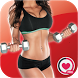 Female Fitness - Model Workout by DTStudio