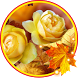 Roses Autumn live wallpaper by Free Apps Factory