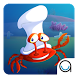 Count Crab: Baby Fish School by Agnitus