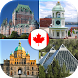 Canada Provinces & Territories - Canadian Quiz by Andrey Solovyev