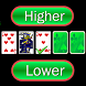 Higher or Lower card game by galaticdroids