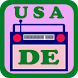 USA Delaware Radio Stations by GN Radio