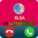 Real Call From Elsa - OMG SHE ANSWERED by okedev