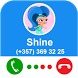 Call From Shine Princess - Girls Games by Call Apps Studio