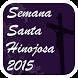 Semana Santa Hinojosa 2015 by MiespacioWeb