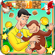 Curious Jungle George : Monkey Adventure by HassBoras Games