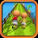 Upin Run Ipin Dash Adventure by Ciacia Games