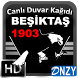 Beşiktaş Canlı Duvar Kağıdı by DNZY Software