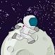 Lunar Runner by marcoshedges