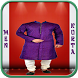 Man Kurta Photo Suit by Photo Apps King App
