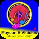 Maycon E Vinicius Música & Letras by Songs Musica