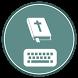 Bible quotes keyboard by Joseph O. De Guzman