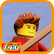Fruits Lego Red Ninja by Uvrut Studio