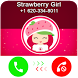 Call From Strawberry Girl by Obvio