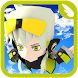 Alado Heroes in Free Falling by Alado