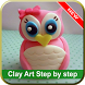 Clay Art Step by step