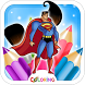Superhero Coloring Kids Books by Jack Reacher