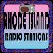 Rhode Island Radio Stations by Tom Wilson Dev