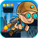Running Jetpack Jungle Castle by MedokDev