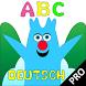 Alphabet Lauf Deutsch Pro by MEGASAP