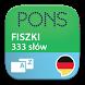 Fiszki - 333 słów niemieckich by Wydawnictwo LektorKlett sp. z o.o.