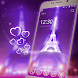 Paris Eiffel Tower Theme by Cool Launcher Theme