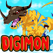 Hint Digimon Rumble Arena by Brilis