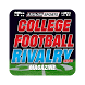 College Football Rivalry by Athlon Sports